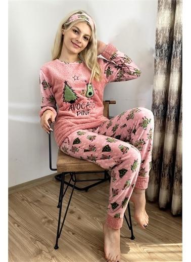Nisanca Pijama Takım Mor